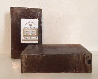 Soap ~ African Black Soap ~ Body Soap