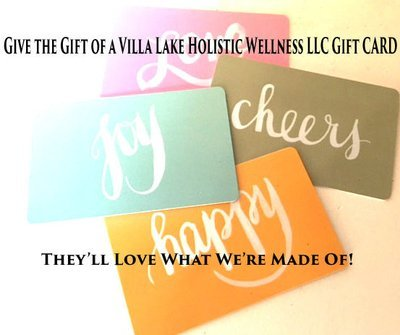 Gift Cards - All Occasion - You Choose the Amount - Call (804) 774-8363