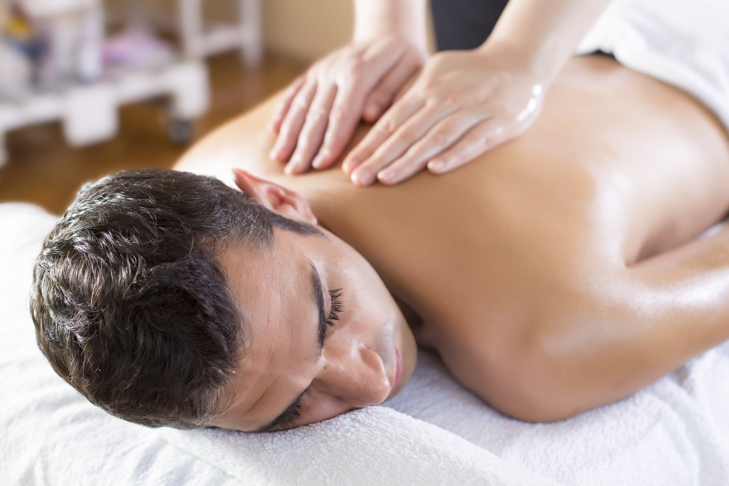 Aromatherapy Touch Technique for Adults and Children