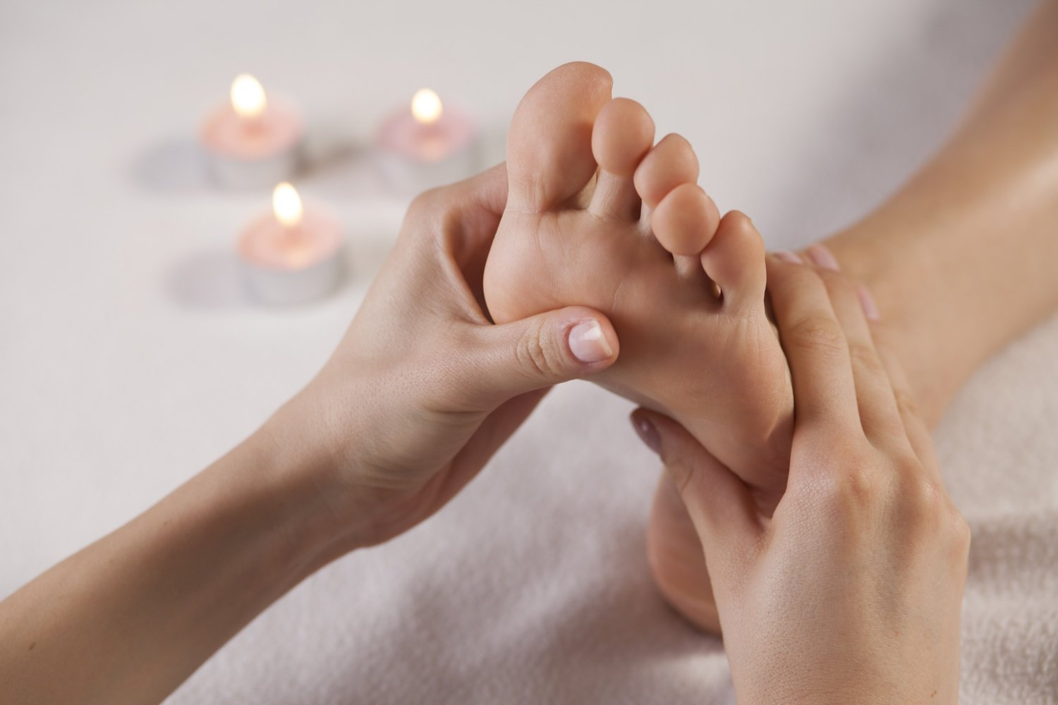 Reflexology for Adults, Children and Babies