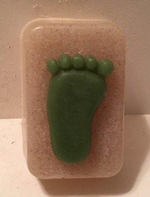Treat Your Feet! ~ Exfoliating Foot Soap 3.25 oz.