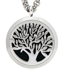 Jewelry/Pendant ~ Aromatherapy Pendant - Tree of Life