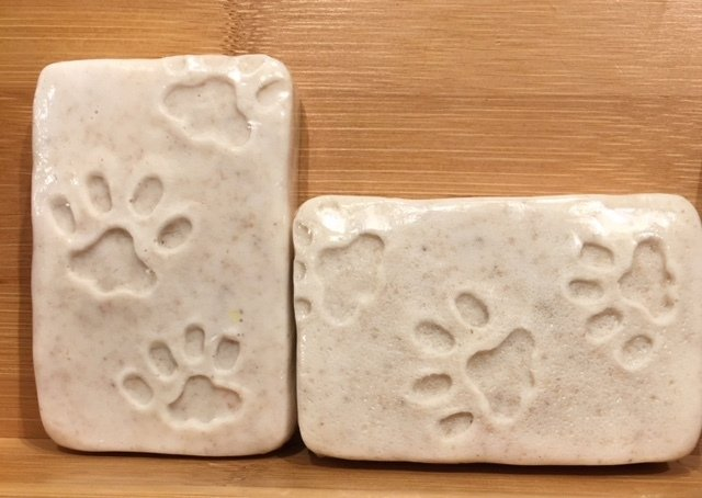 Norton & Friends ~ FurEver Fresh Dog Shampoo Bar - Gentle Oatmeal Blend 1 Bar - 4.2 oz.
