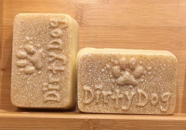 Norton & Friends ~ FurEver Fresh Dog Shampoo Bar - Hot Spot Blend 1 Bar, 4.8 oz.