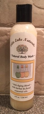 Body Wash ~ Choose from a Variety of Essential Oils and Oil Blends  8 oz.