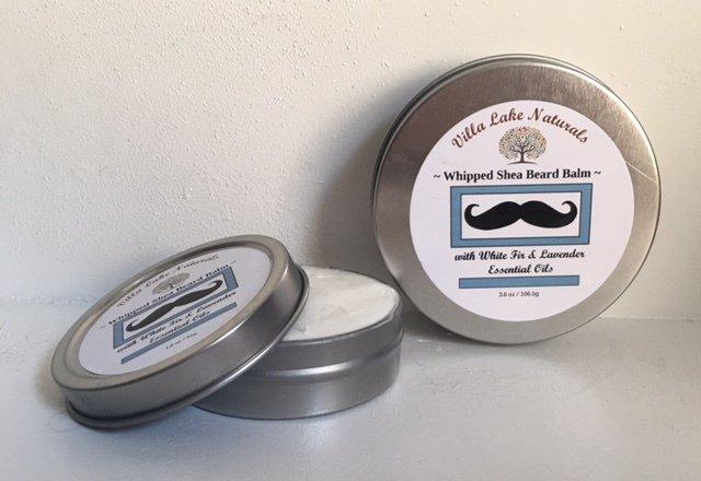 Men's Shoppe ~ Moustache Wax - Options Available - 4 oz.