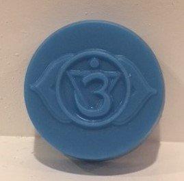 Soap ~ Chakra Balancing Soap - 2 Third Eye ~ Clary Sage & Lavender 3.15 oz. (one soap)