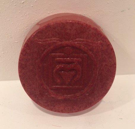 Soap ~ Chakra Balancing Soap - 7 Root ~ Patchouli & Cassia 3.15 oz. (one soap)