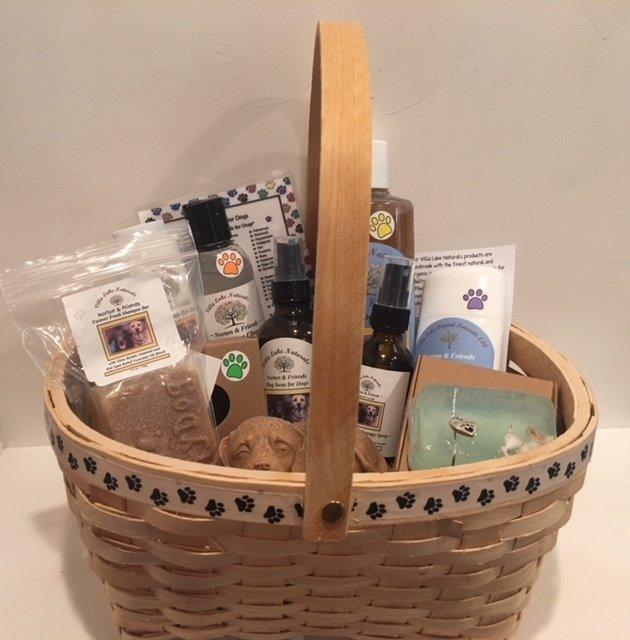Gifts - Custom Norton & Friends Furever Loved Dog Gift Baskets