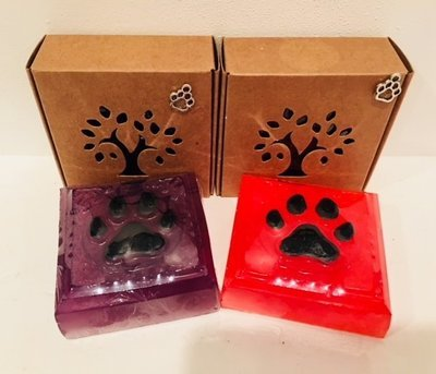 Soap ~ Shea Paw Soap for Humans - Choose essential oils - 1 bar 3.8 oz.