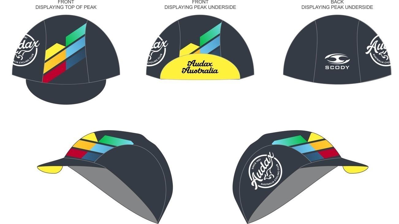 Audax Cycling Cap
