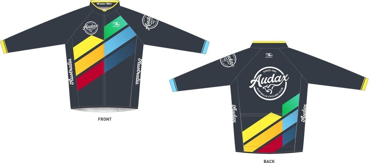Audax Long Sleeve Jersey