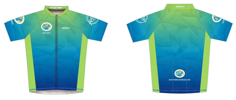GSR 2021 Race Cut Short Sleeve Jersey