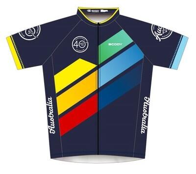 Audax 40th Anniversary Race Cut Short Sleeve Jersey