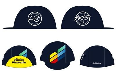 Audax 40th Anniversary Cycling Cap