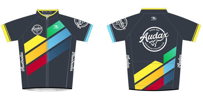 Audax Short Sleeve Jersey