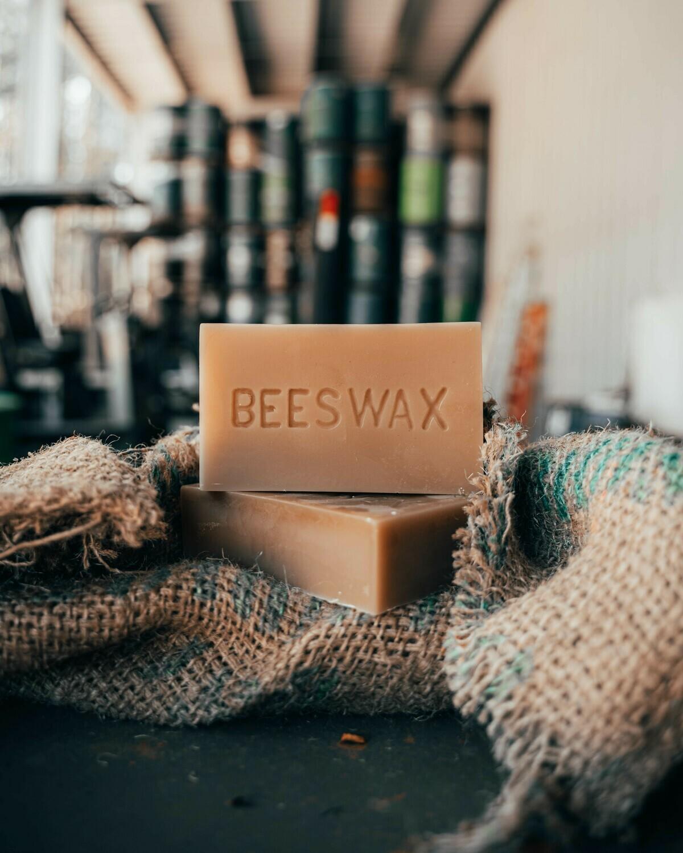 1lb Pure Beeswax Block