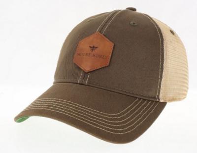 Moore Honey Olive Trucker Hat