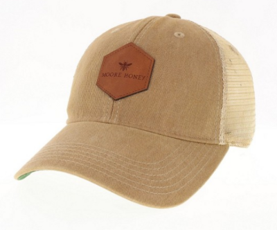Moore Honey Khaki Trucker Hat