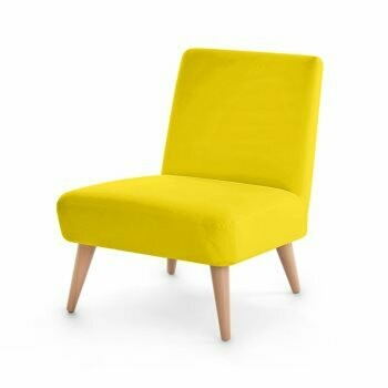 OCCASIONAL CHAIR YELLOW