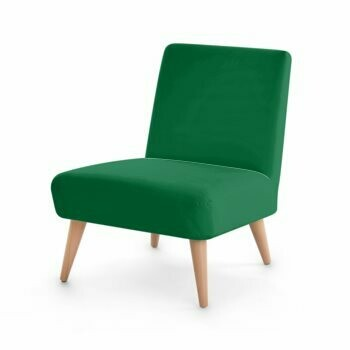 OCCASIONAL CHAIR FOREST GREEN
