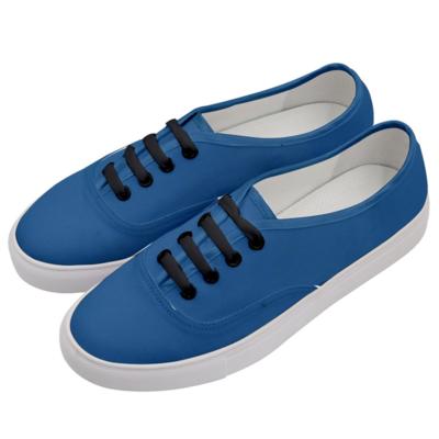 Women's Classic, Classic Blue Low Top Sneakers