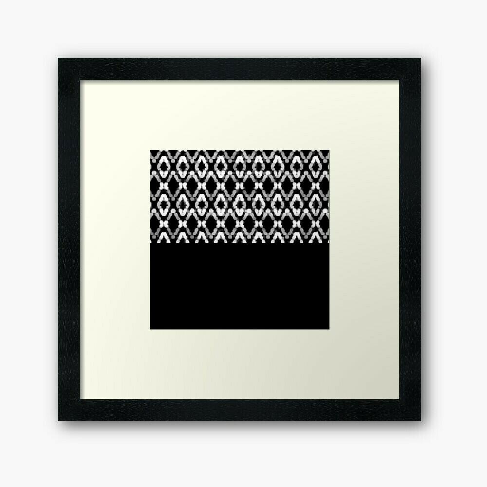 Monochrome Wall Frame
