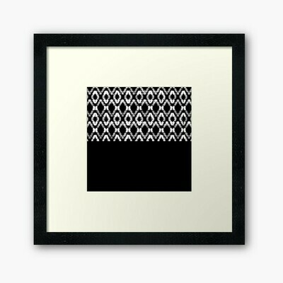 Monochrome Wall Frame