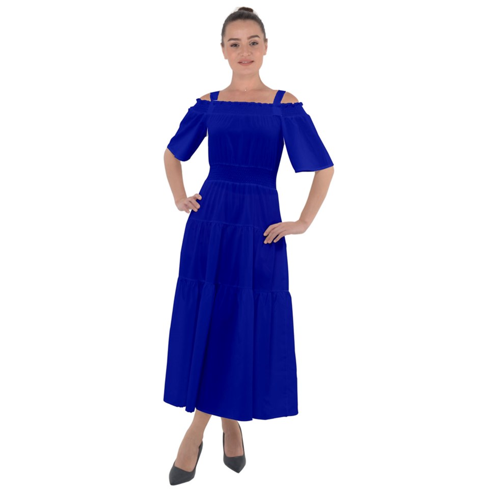Shoulder Straps Reflex Blue Maxi
