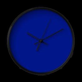 Reflex Blue Clock