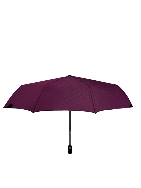 Umbrella Foldable Solid Dark Purple