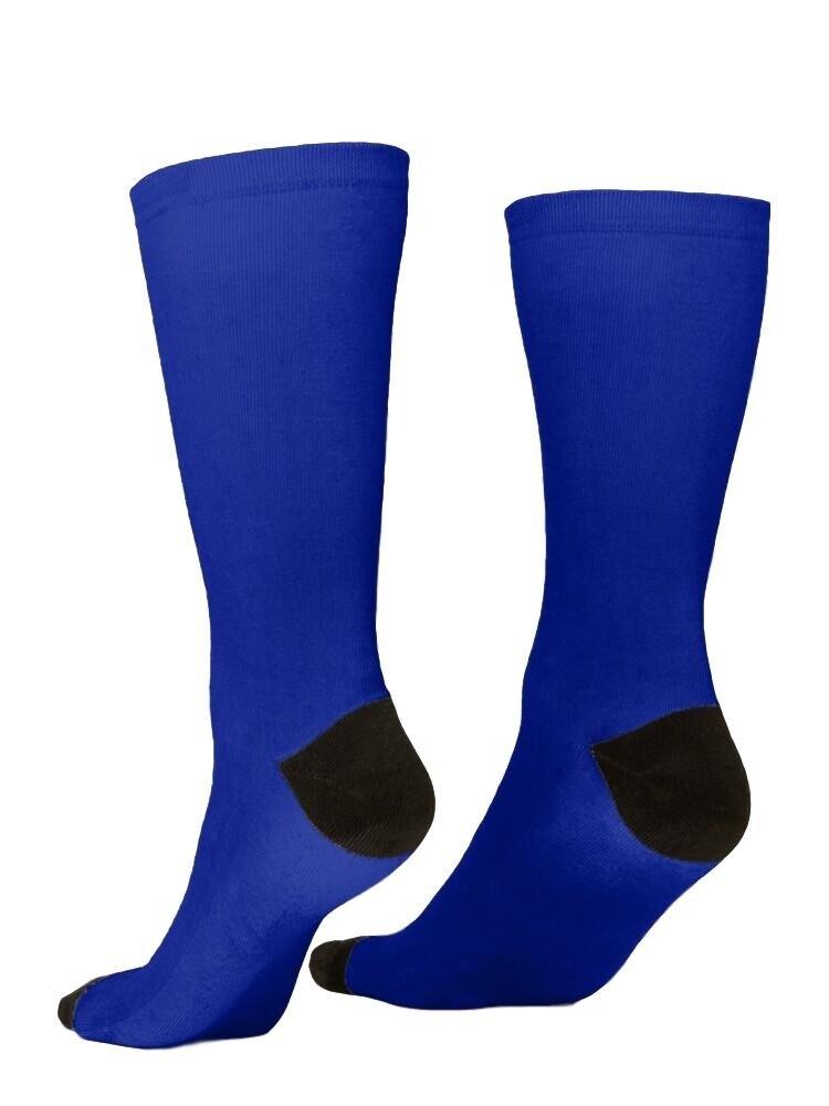 Reflex Blue and Socks