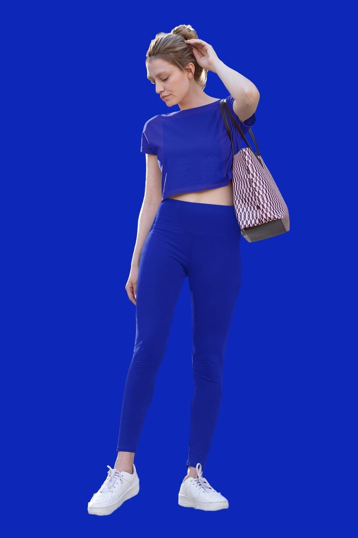 Reflex Blue Leggings