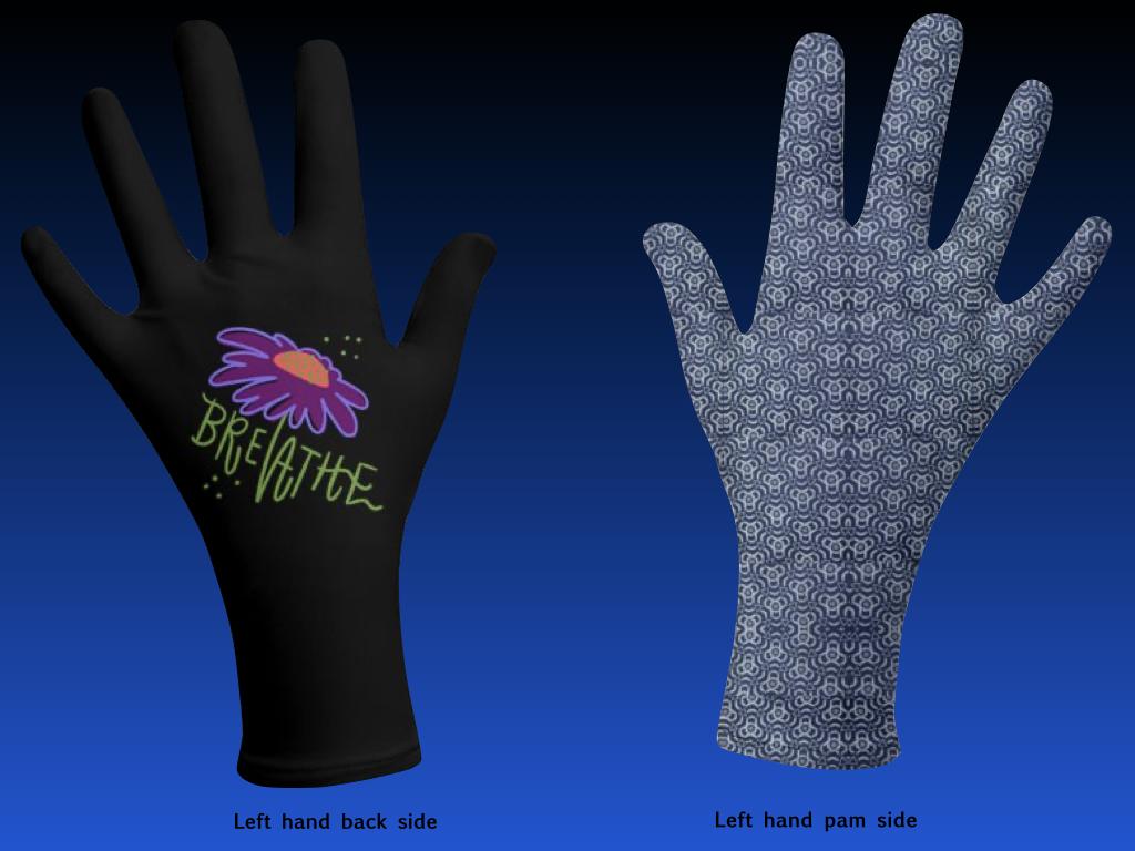 Breath Hand Gloves