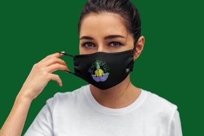 BeMindful Face Mask Black
