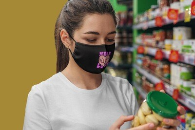 Self Love Face Mask Black