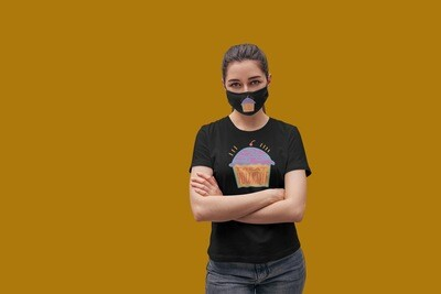 Treat Yourself Face Mask Black