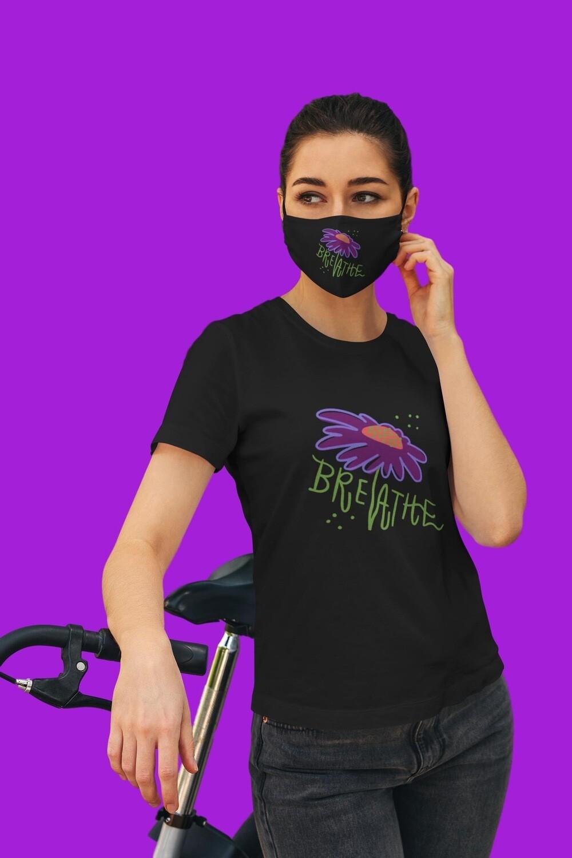 Breathe Face Mask Black