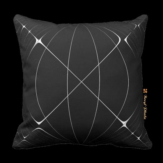 Monochrome Cushion - 2
