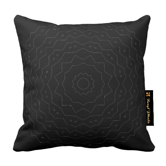Monochrome Cushion - 4