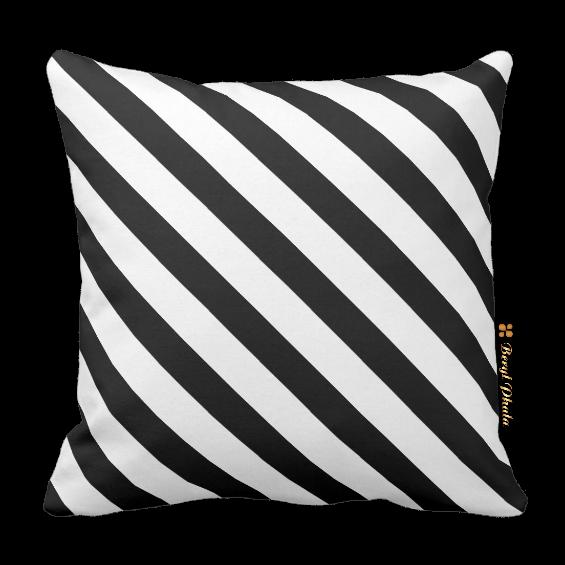 Monochrome Cushion - 5