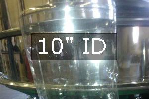 """Clear Flex 10"""""""