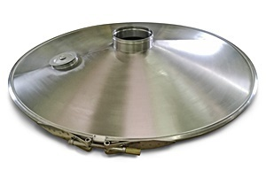 Stainless Steel Domed Cover Assembly