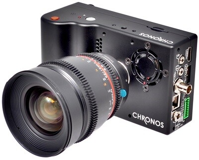 Chronos 2.1-HD High Speed Camera