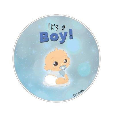 חולצת הריון של בן - it's a Boy!