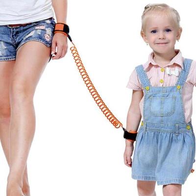 רצועת בטיחות לילד - צבע כתום