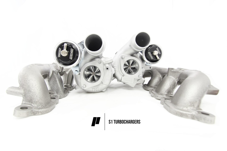Procom Racing - S1 Turbochargers - R35 GTR