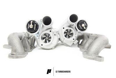 Procom Racing - S2 Turbochargers - R35 GTR