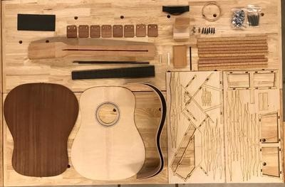 Acoustic Guitar Kit