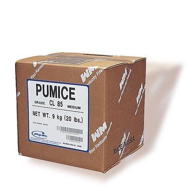 Whip Mix Pumice CL-85, medium, 20 lbs
